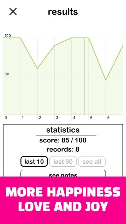Joy : Emotional State Tracking screenshot-8