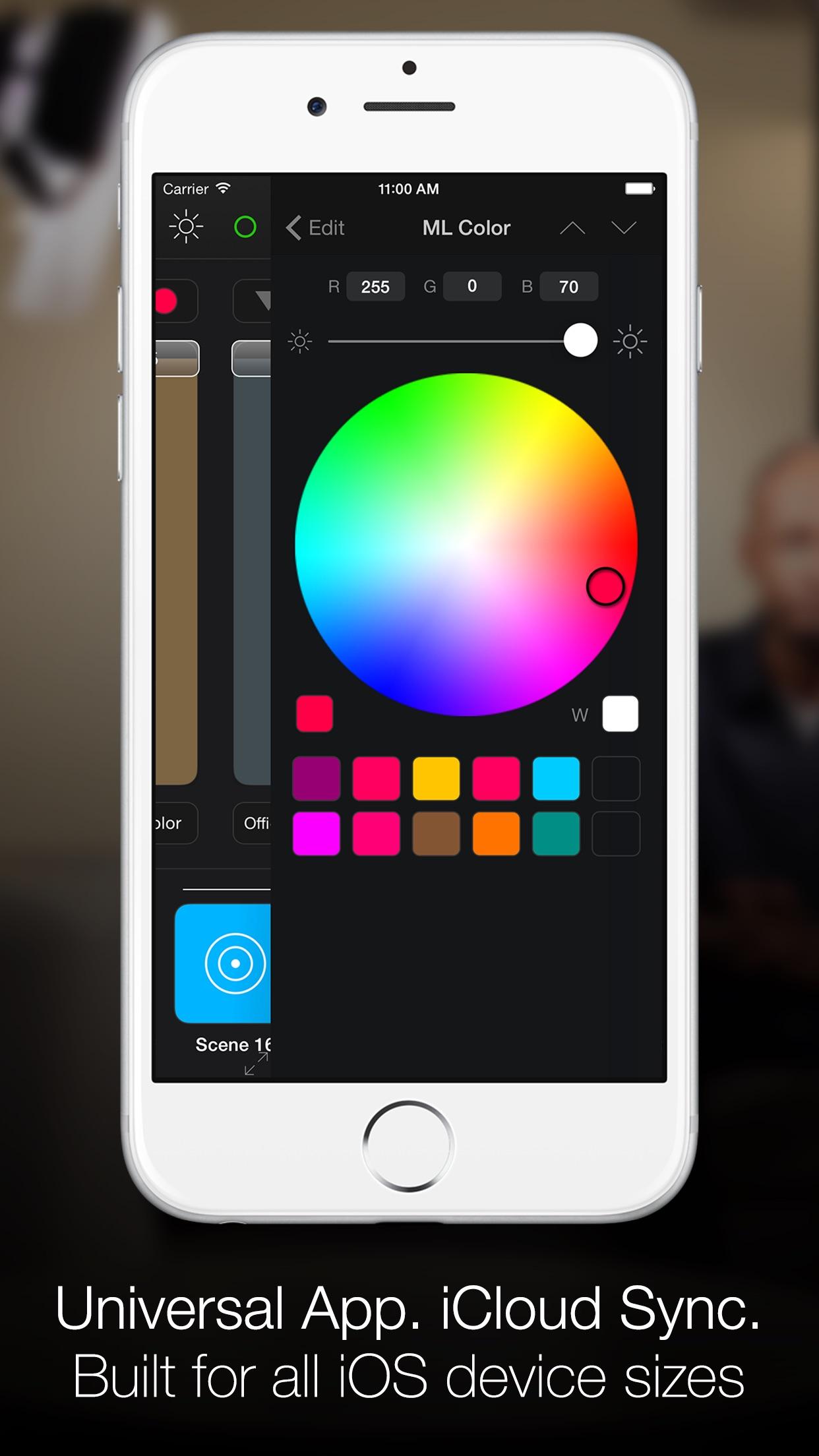 Luminair 3 - DMX/Art-Net/Smart Screenshot
