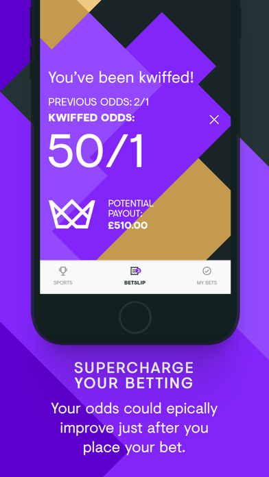 kwiff - Sports Betting