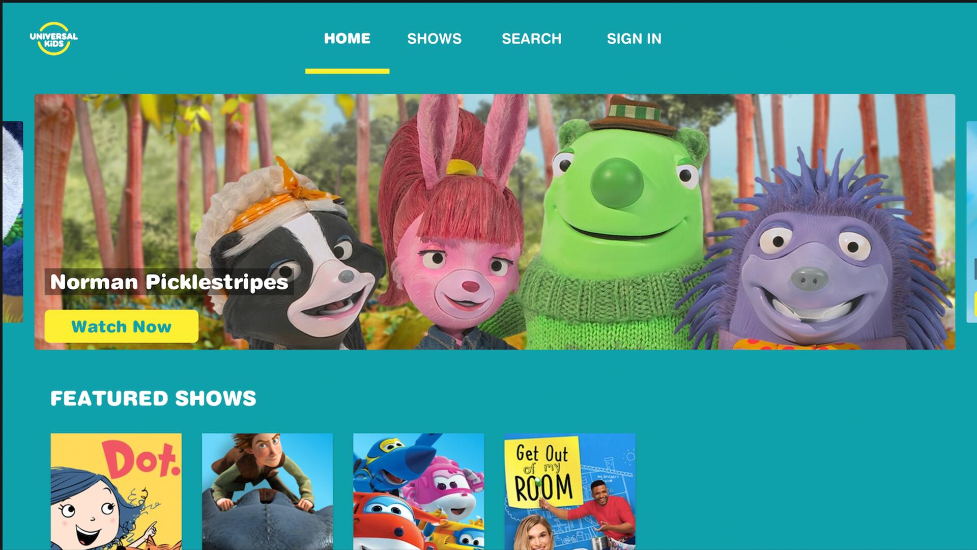 Universal Kids screenshot 11