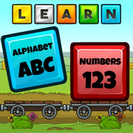 Toddler Learn: ABC's & 123's