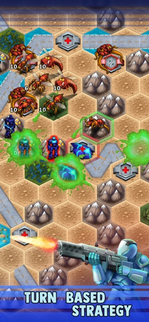 UniWar: Multiplayer Strategy on the App Store