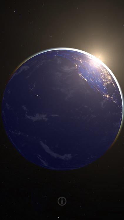 3D Earth & Moon screenshot-9