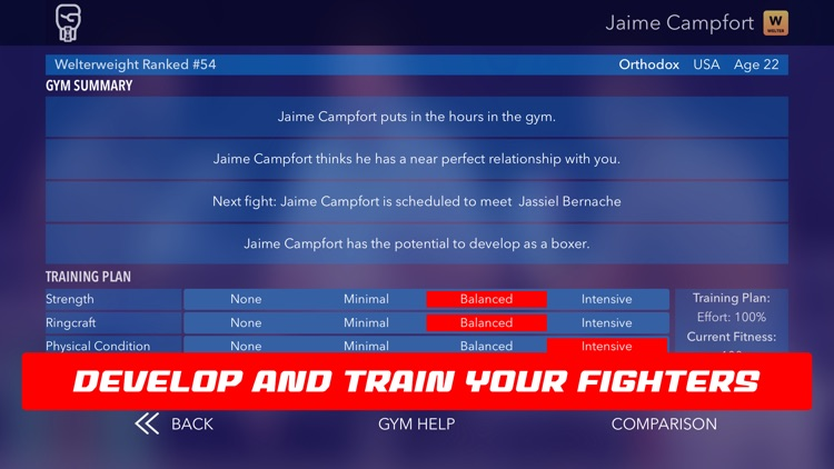 World Title Boxing Manager screenshot-5