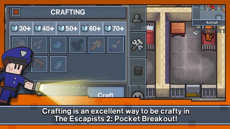 Escapists 2: Pocket Breakout screenshot-5