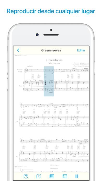 download Lector de notas y partituras apps 1