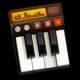 Virtual Piano Simulator - Keys