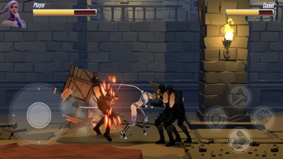 Samurai X Warriors Screenshot 1