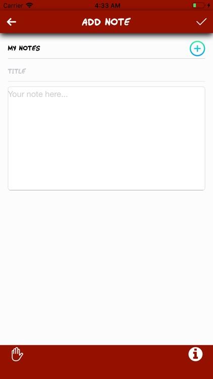 Notes Safe Locker screenshot-3