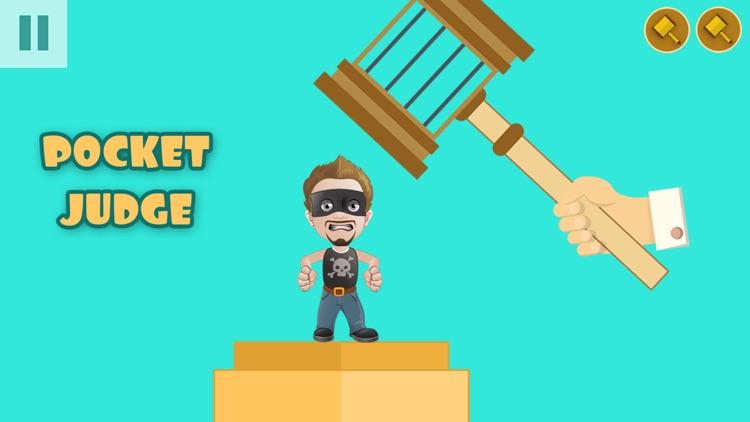 Pocket Judge - Jury, Execution