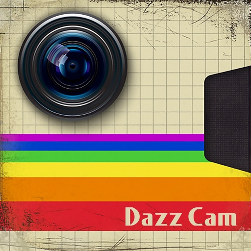 Dazz Cam & VHS Camcorder free software for iPhone and iPad