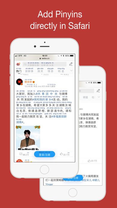 HanYou Offline OCR Chinese Dictionary / Translator - Translate Chinese Language into English by Camera, Photo or Drawing Screenshot 9