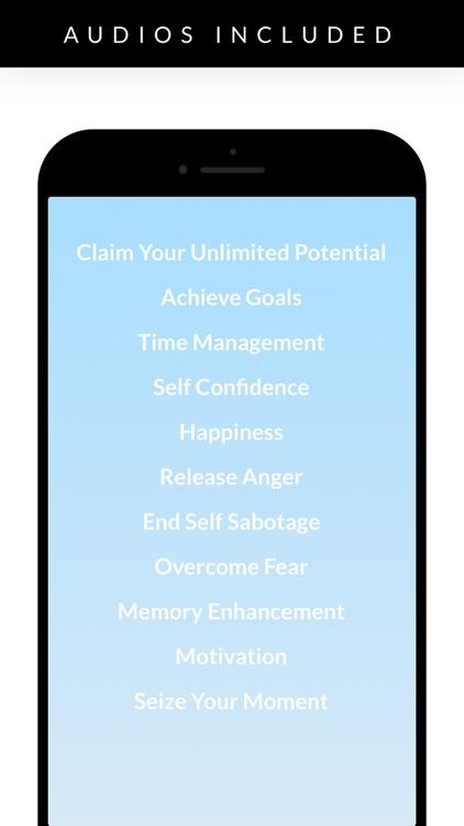 Personal Development Hypnosis screenshot-4