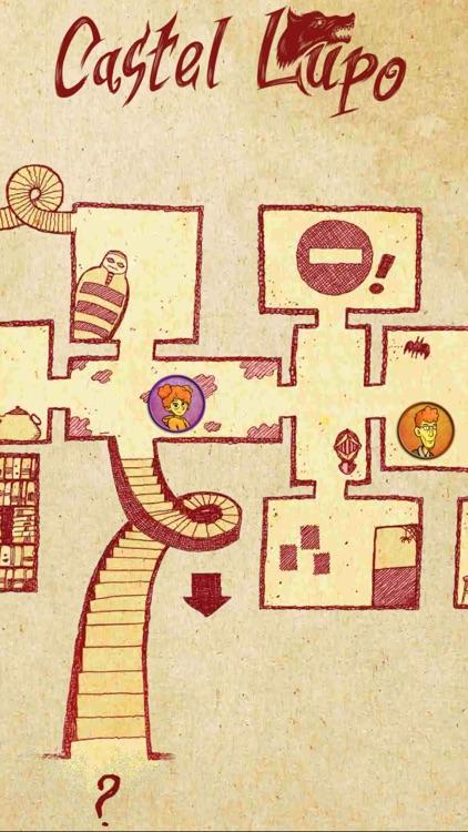 The Secret of Castel Lupo screenshot-3
