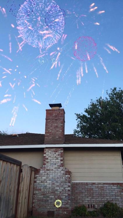 Fireworks Tap AR screenshot-5