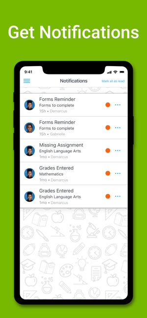 Nha Parent Portal On The App Store