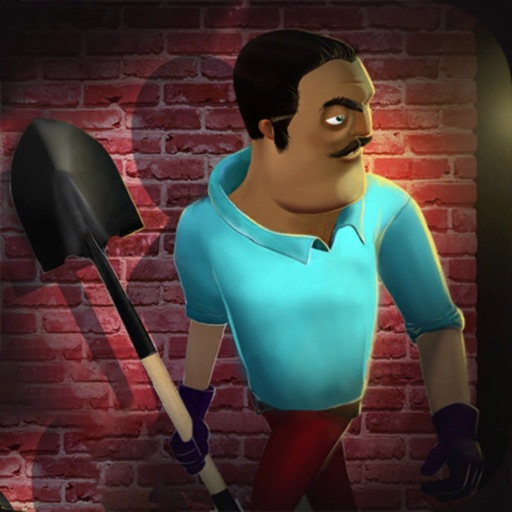 Scary Hello Neighbor Escape 3D