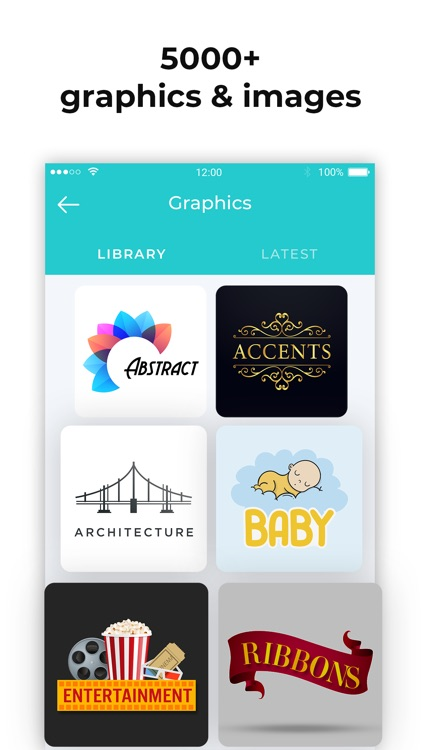 Logo Maker- Create a design screenshot-3