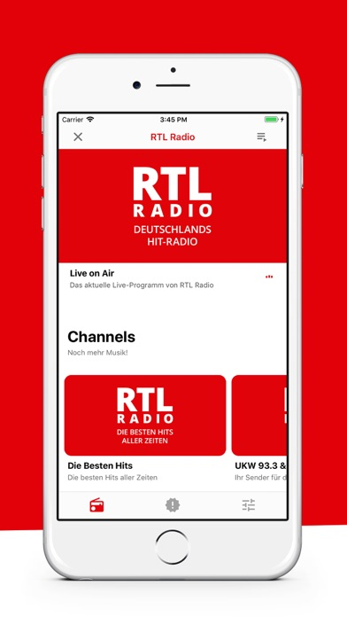 RTL RADIO screenshot two