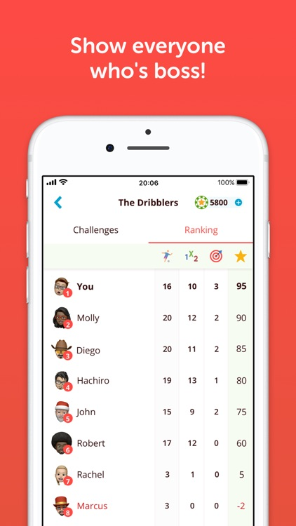 Dribbly - for football fans