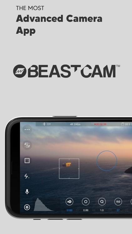 Beastcam - Pro Camera screenshot-0