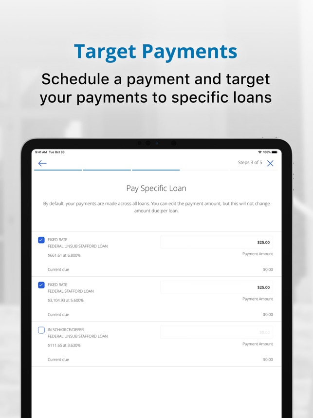 AES Student Loans on the App Store