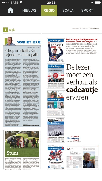 De Limburger Krant screenshot-3