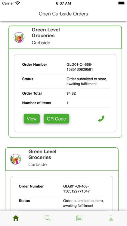 Green Level Groceries screenshot-6