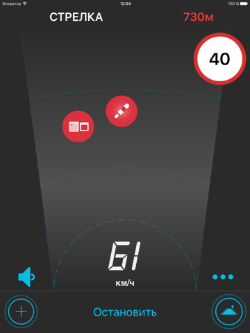 Скриншот из Антирадар Стрелка