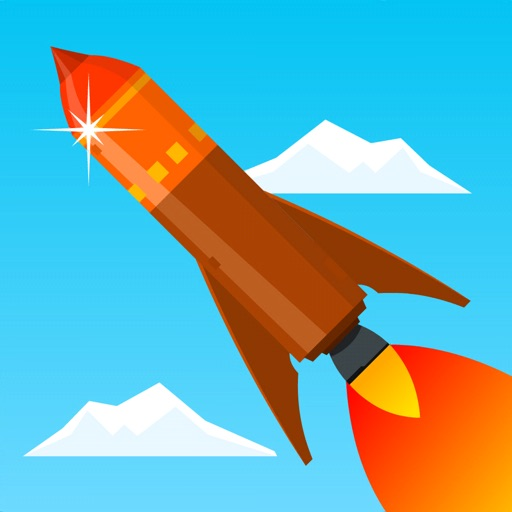 Rocket Sky! free software for iPhone and iPad