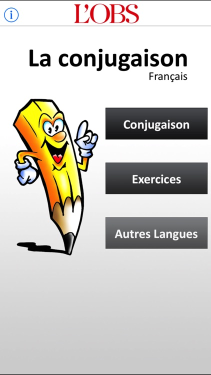 French verbs conjugation