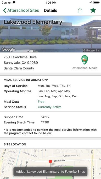 CA Meals for Kids screenshot-3