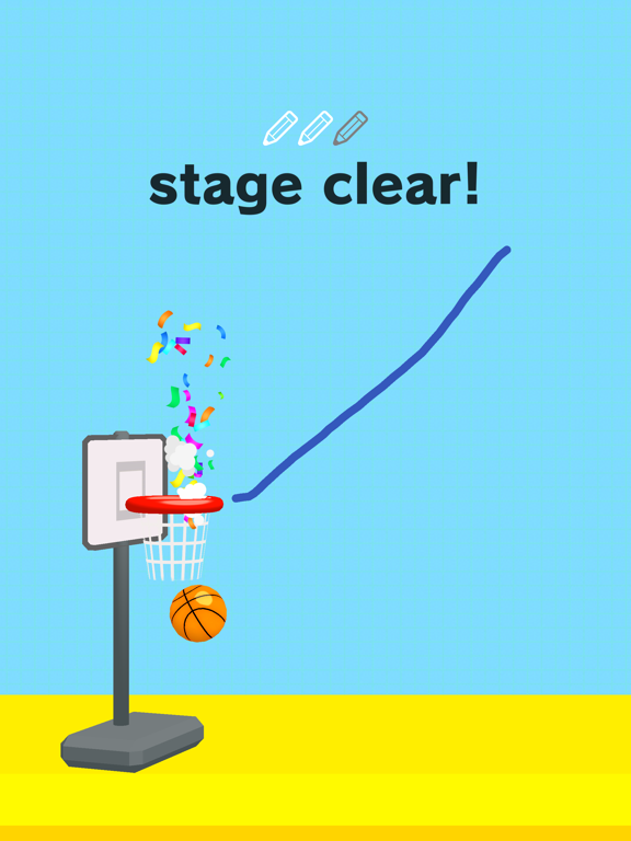 Draw Dunk! screenshot 6