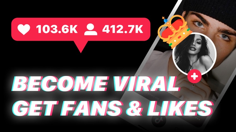TikViral: Get Followers & Fans screenshot-0