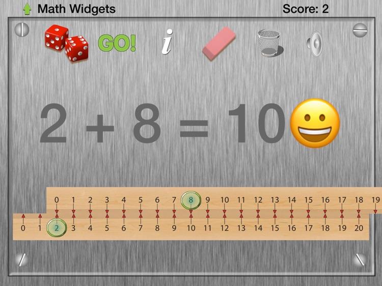 Math Widgets