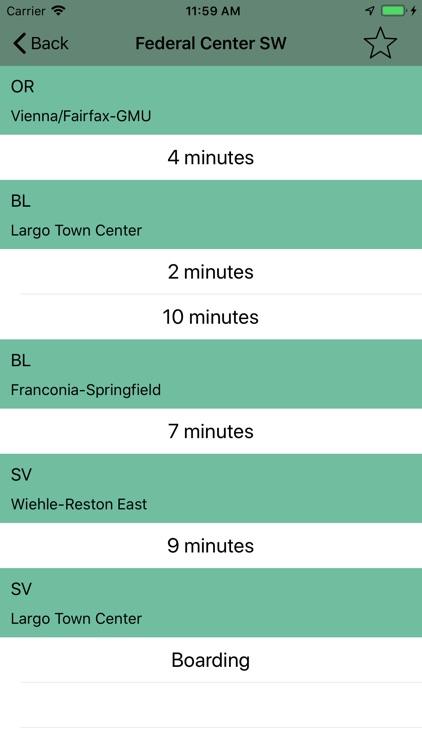 MetroTransit DC screenshot-3