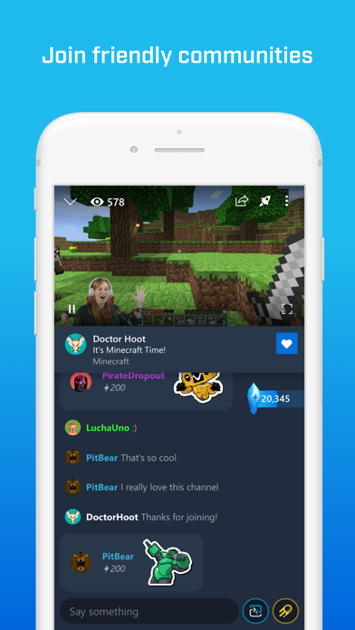 messages.download Mixer - Interactive Streaming software