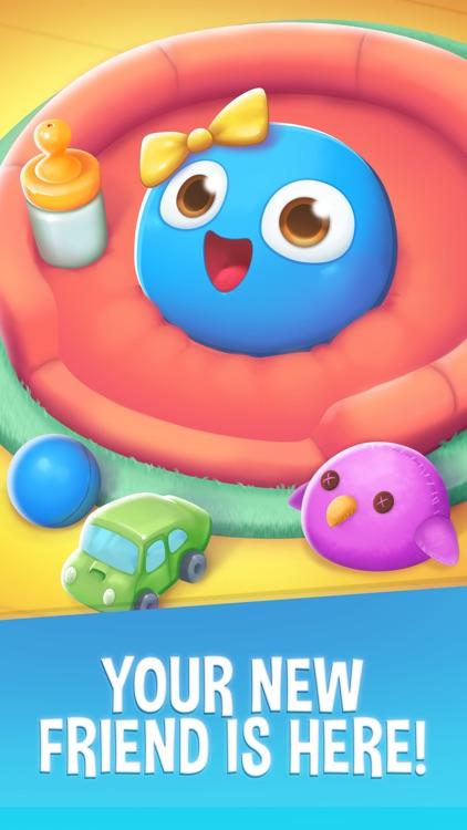 My Boo Virtual Pet & Mini Game screenshot-0