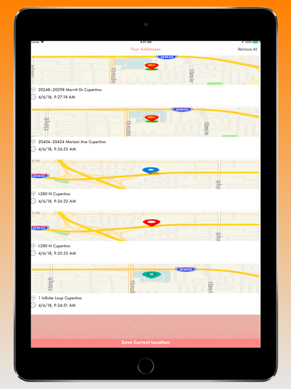 Your GPS Location Finder Pro-ipad-2