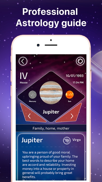 Astro Time & Daily Horoscope screenshot-0