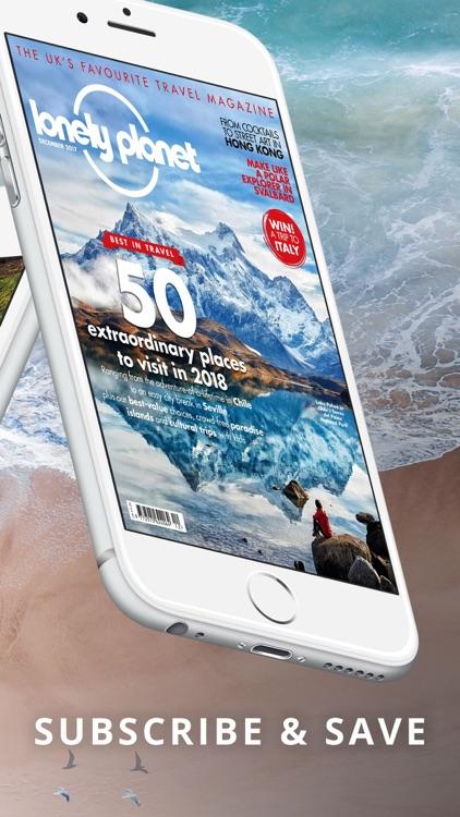 Lonely Planet UK Magazine screenshot-4