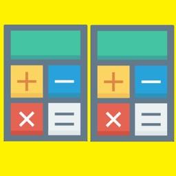 Multi calculator:tool,work