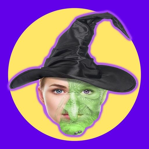 MaskU Scary Evil Face Mask Cam