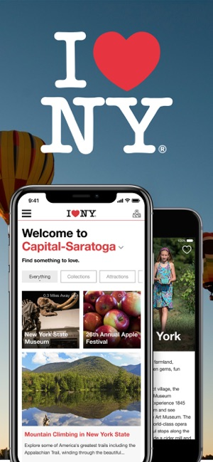 I Love NY Official Travel App on the App Store