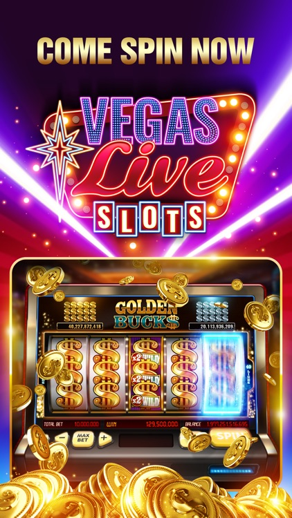 Vegas Live Slots Casino screenshot-5