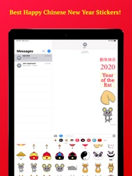 Happy Chinese New Year 2020 ipad images