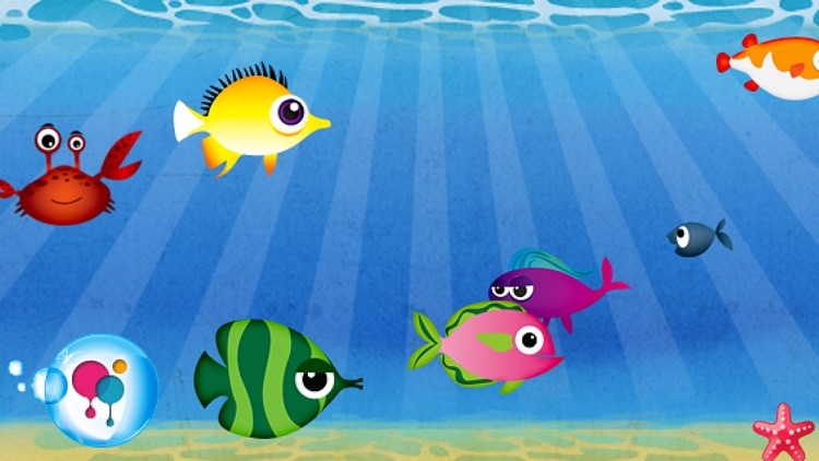 Fish School - 123 ABC for Kids
