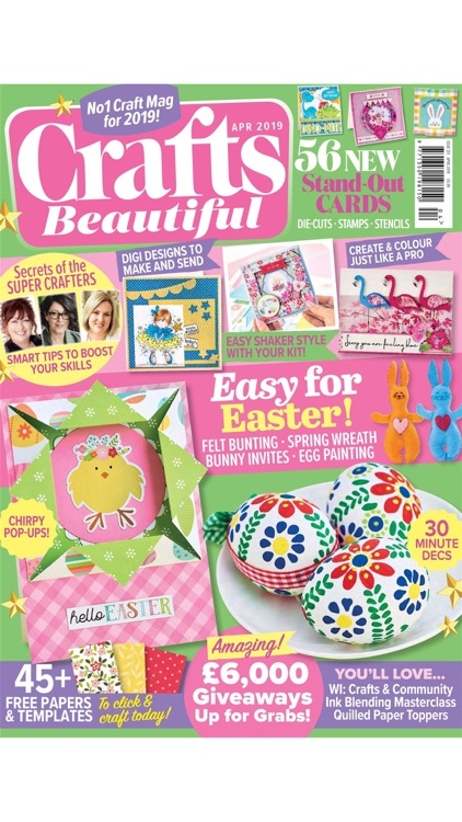 Crafts Beautiful Magazine screenshot-1