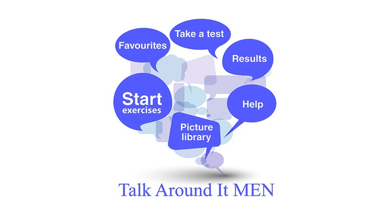 Talk Around It Men screenshot-4