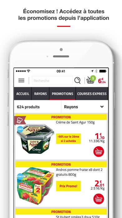 Télécharger Auchan Drive pour Pc